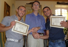 NLP certificates awarded